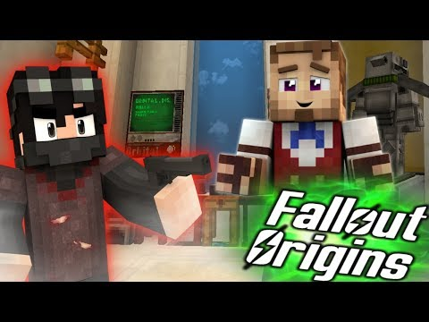 BRINGING OUT THE CRAZY! Minecraft FALLOUT ORIGINS #8 ( Minecraft Roleplay SMP ) thumbnail