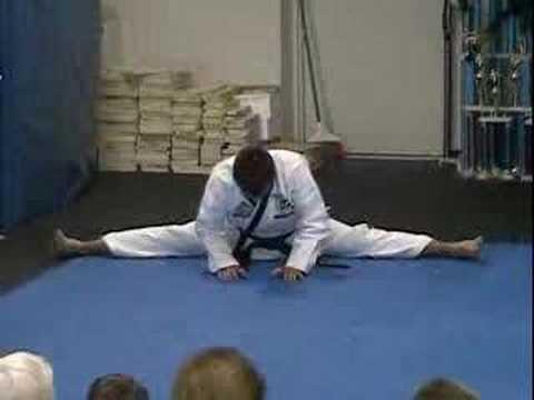 Chris Penn Karate Demonstration  2005