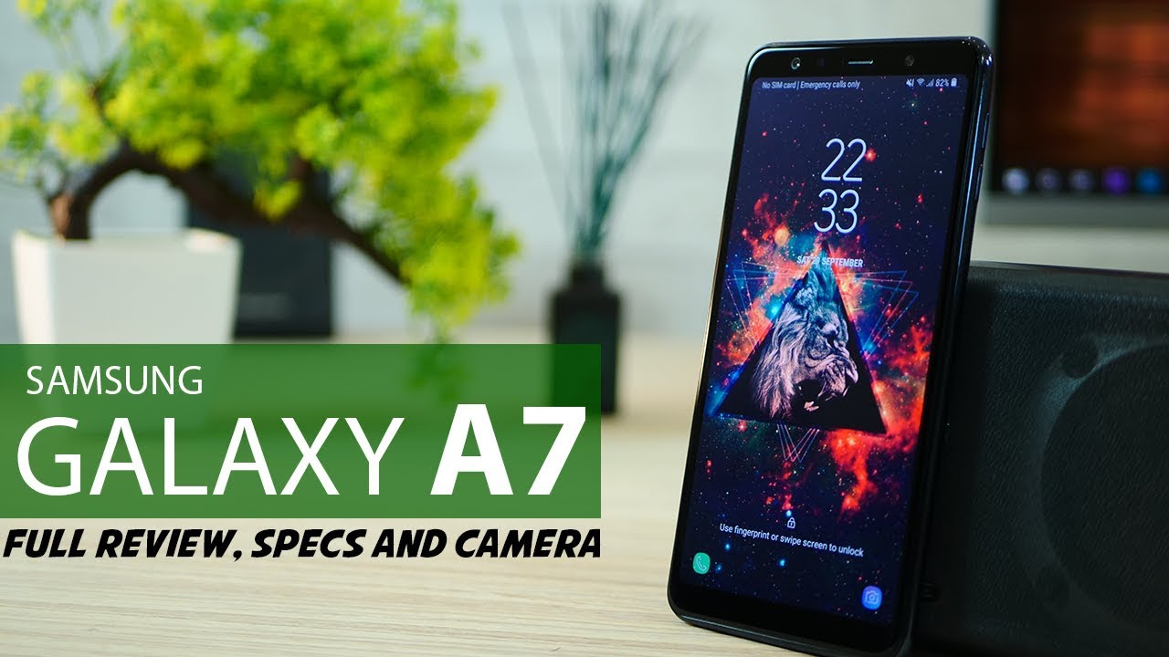 Samsung Galaxy A7 Triple Camera - Review, Specs and Price (2018)