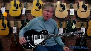 Gretsch Guitars Vintage Select 59 Duo Jet Demo Manchester Music Mill
