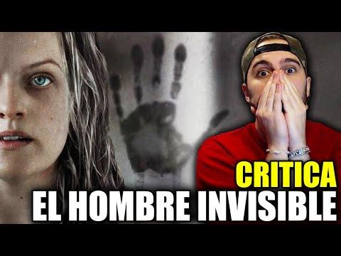 CRÍTICA: EL HOMBRE INVISIBLE (The Invisible Man) 2020