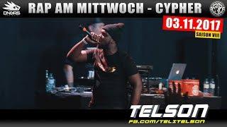 RAP AM MITTWOCH KÖLN: 03.11.17 Die Cypher feat. TELSON, TOBI NICE, VYRUS uvm. (1/4)