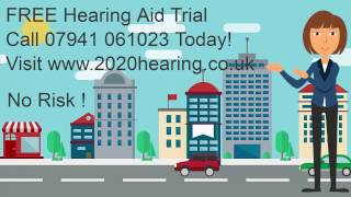 York Free Hearing Aid Trial | Choose A Free Trial of ANY Hearing Aid In York