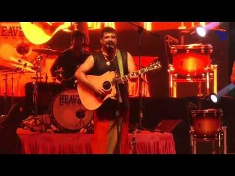 Raghu Dixit Concert at Paramarsh'14- Hey Bhagwan