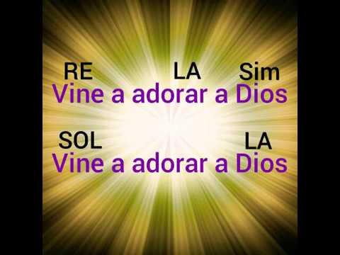 Vine a adorar a Dios - Acordes