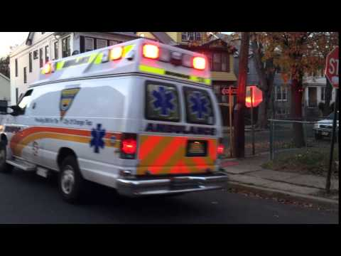 Rare catch of atlantic ambulance corporation ems unit f for Mercedes benz bloomfield ave nj