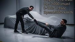 Το ελληνικό hypercar CHAOS των 3.000 ίππων || Συνέντευξη με Σ&#x