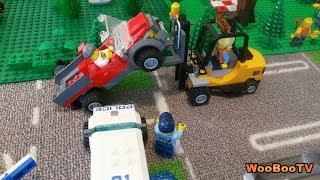 LASTENOHJELMIA SUOMEKSI - Lego city - Junakeikka - osa 1