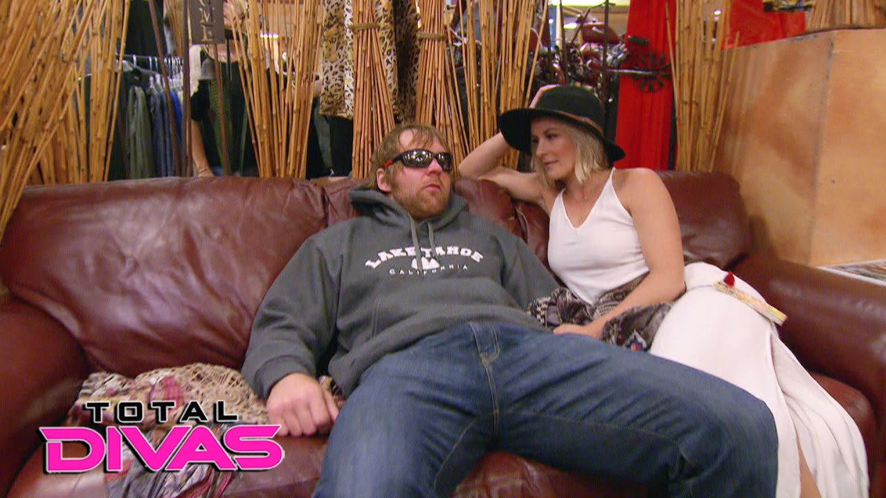 Renee young and dean ambrose go suit shopping total divas april 12 renee young and dean ambrose go suit shopping total divas april 12 2017 m4hsunfo