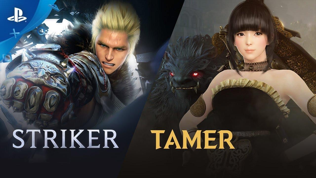 Black Desert Online Best Class 2020.Black Desert 2 New Classes Update Striker Tamer Ps4