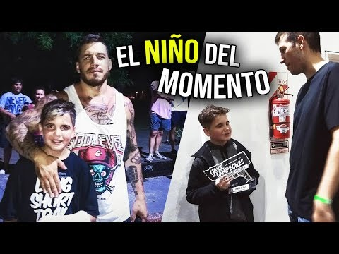 EL NIÑO QUE HUMILLÓ A TODOS... #ZAINA En Batallas de Gallos / Rap