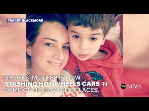 Grieving Mom Hides Cars Around Town in Honor of Son Mp3
