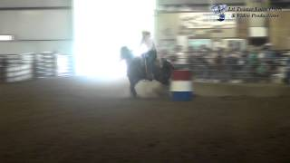 Sharon Munn - Whos Amazing Grace - 2012 NBHA MN01 / NRF Tour barrel race
