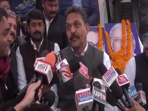 Afzal Ansari allegation on media