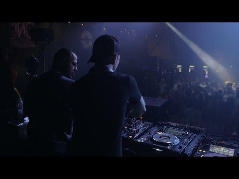 DJ EKG & Richard Reynolds LIVE @ The One Festival 2015
