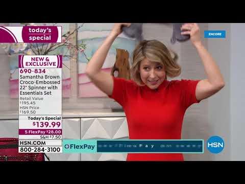 HSN | Samantha Brown Travel 01.26.2020 - 04 AM