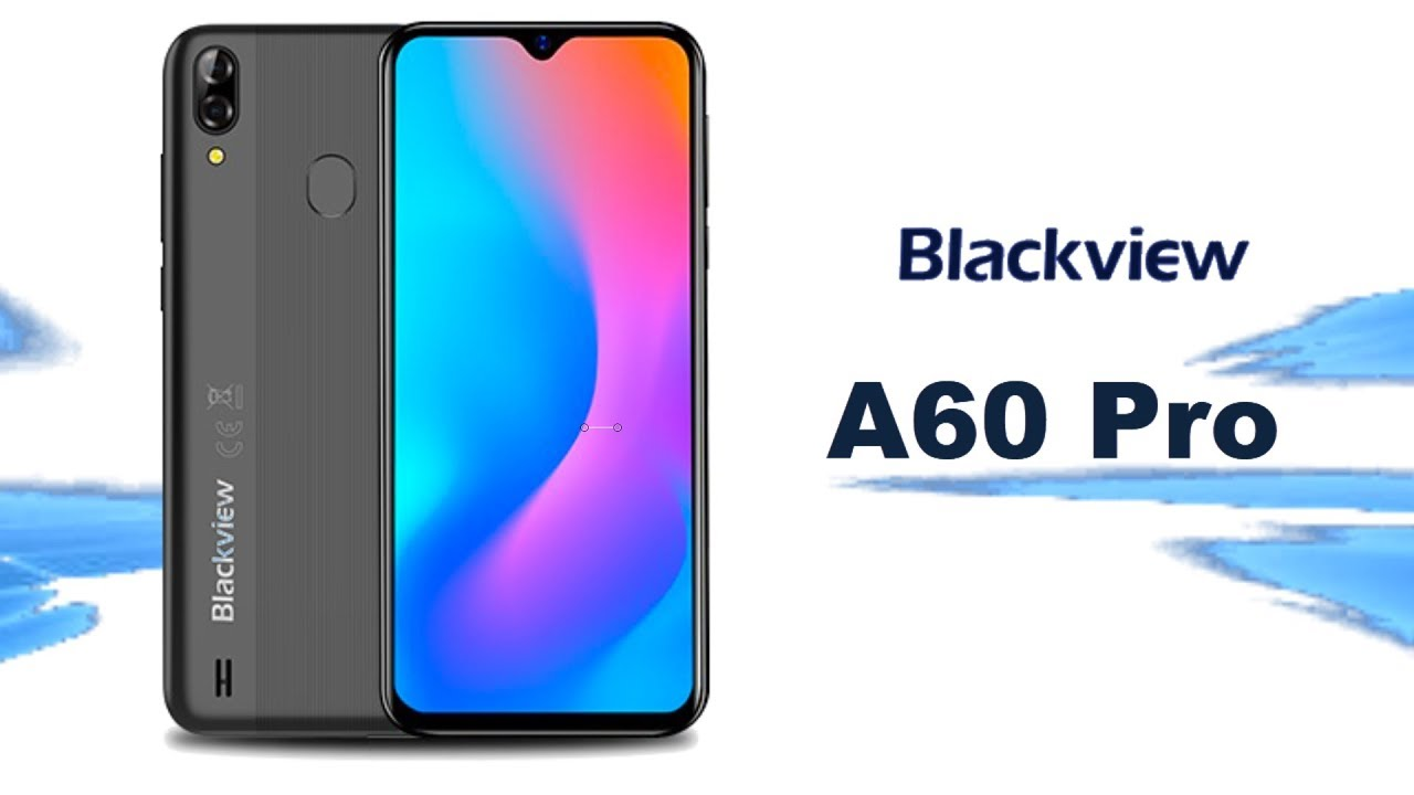 Blackview A60 Pro - 3GB RAM smartphone