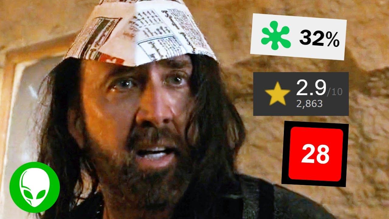 JIU JITSU (2020) - A Garbage Fire Starring Nicolas Cage