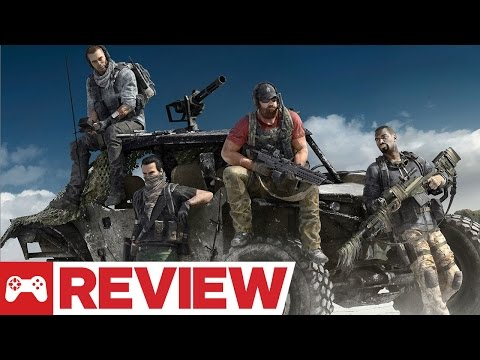 Thumbnail: Ghost Recon: Wildlands Review