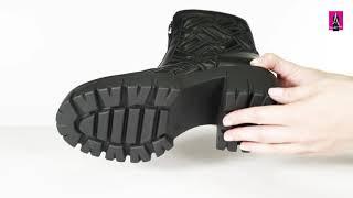 Видеообзор I Женские ботинки LORIBLU 2816638
