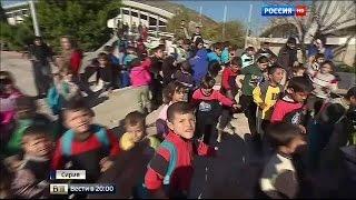 Сирия: репортаж с линии фронта