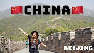 😭 PASSEI MAL SOZINHA NA CHINA MAS CHEGUEI NA GRANDE MURALHA DA CHINA!!