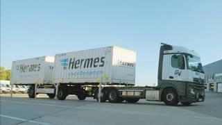 Case Study - Yard Management at Hermes Germany - INFORM