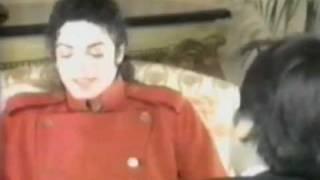Michael Jackson - NTV FULL Interview 1996 [MJ can