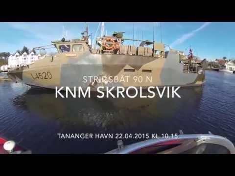 Stridsbåt 90N / Combat Boat 90N  Royal Norwegian Navy.