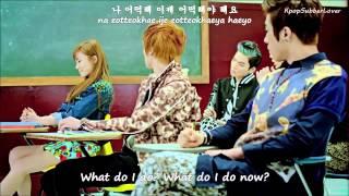 Teen Top - Miss Right MV HD