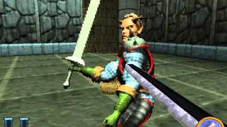 DOS Game: An Elder Scrolls Legend - Battlespire