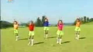 北朝鮮 - 小学生律動体操