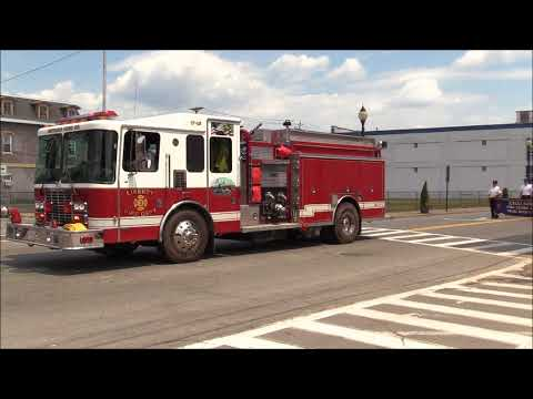 168th Annual Port Jervis Fire Department Inspection Day Parade