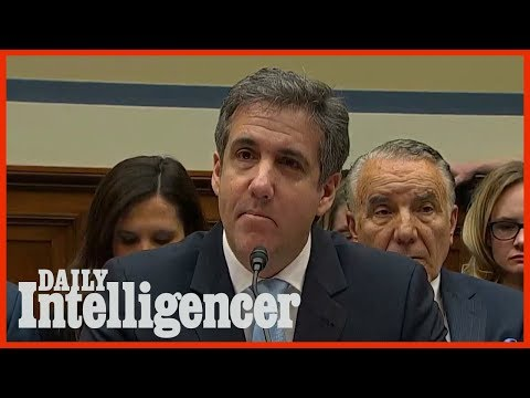 Most Explosive Moments of Cohen Hearing
