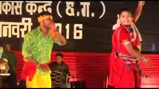 Bahi Bana Diye Re - Singer Garima & Swarna Diwakar - Swadeshi Mela 2016 - Raipur Chhattisgarh