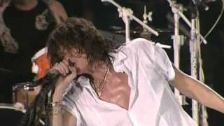 Train Kept A Rollin´ - Yokohama International Stadium,Japan 2004 07 24   Aerosmith