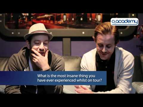 Chase And Status: Insane Experiences On Tour