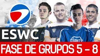 TORNEO DE LA ESWC PGW 2017 ¡¡ 15.000 EUROS EN PREMIOS !! | Grupos 5 a 8 | Clash Royale