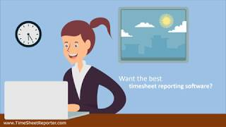 Timesheet Reporting Software - TimeSheet Reporter