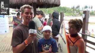 Bate papo com Lucas Vicente e Yan Söndahl, as grandes promessa do surf Brasil!