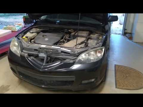 Mazda 3 DIY Repair – Front end making clunking noise when hitting bumps
