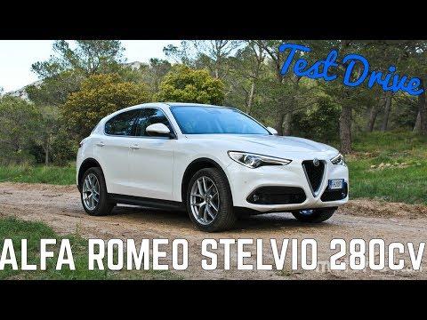 Alfa Romeo Stelvio Q4 280cv | Il Test Drive con il Test Driver | Modena