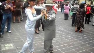 Danzón del joven Pachuco en la Ciudadela