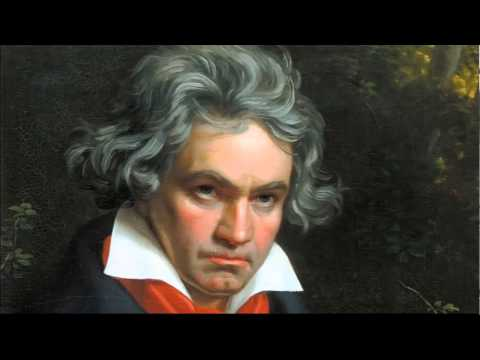 Beethoven 'Choral' Symphony - Stokowski conducts (finale excerpt)