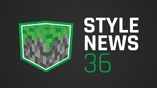 Repeat youtube video StyleNews 36 [únor 2017]