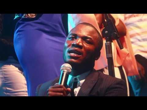 Michel Bakenda n'a lingi yo Concert Nzambe Ya Bana Nzambe