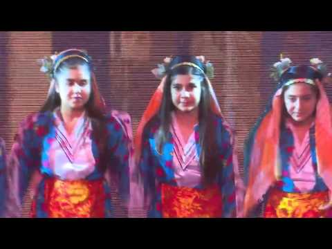 IFLC IRAQ KRG 2016  - EAST PROJECT FOLK DANCE - COLOURS OF THE WORLD from IRAQ