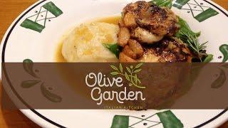 Tasty Thursday: Olive Garden -garlic Rosemary Chicken