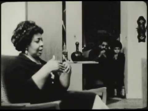Black Moderates and Black Militants (1968, Film Group)