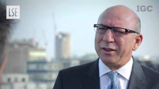 IGC Interview with Trevor Manuel, Minister in the Presidency, South Africa